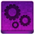 Pink Options Icon 48x48 png