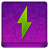 Pink Winamp Coloured Icon 48x48 png