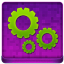 Pink Options Coloured Icon 64x64 png