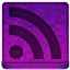 Pink RSS Icon 64x64 png