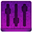 Pink Settings Icon 64x64 png