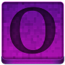 Pink Opera Icon 96x96 png