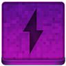 Pink Winamp Icon 96x96 png