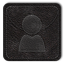 Contact Black Icon 64x64 png