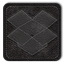 Dropbox Black Icon 64x64 png