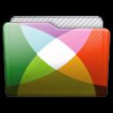 Folder Adobe Stock Icon