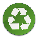 Toolbar Recycle Icon 128x128 png