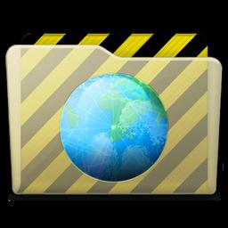 Beige Folder Webdev Icon 256x256 png