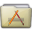 Beige Folder Apps Icon 32x32 png