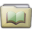 Beige Folder Library Alt Icon 32x32 png