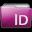 Folder Adobe Indesign Icon 32x32 png