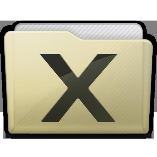 Beige Folder System Icon 512x512 png