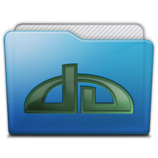 Folder Deviations Icon 512x512 png