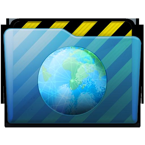 Folder Webdev Icon 512x512 png