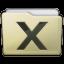 Beige Folder System Icon 64x64 png