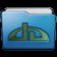 Folder Deviations Icon 64x64 png