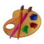 Toolbar Art Icon 64x64 png