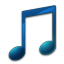 Toolbar Music Alt Icon 64x64 png