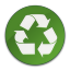 Toolbar Recycle Icon 64x64 png