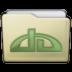 Beige Folder Deviations Icon 72x72 png