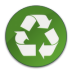 Toolbar Recycle Icon 72x72 png