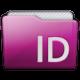 Folder Adobe Indesign Icon 80x80 png