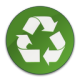 Toolbar Recycle Icon 80x80 png