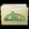Beige Folder Deviations Icon 96x96 png