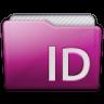 Folder Adobe Indesign Icon 96x96 png