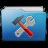 Folder Utilities Icon 96x96 png