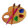 Toolbar Art Icon 96x96 png