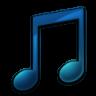 Toolbar Music Alt Icon 96x96 png