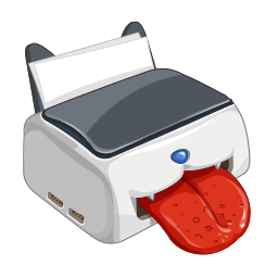 Print and Scan Icon 256x256 png