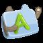 Folder Font Icon 64x64 png