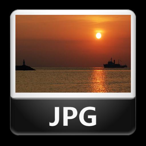 JPG File Icon - Lozengue Filetype Icons - SoftIcons.com