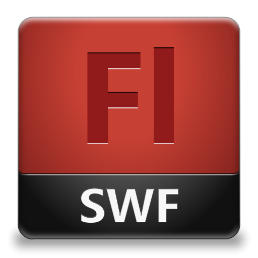 SWF File Icon 512x512 png