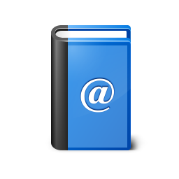 Contacts Icon 256x256 png