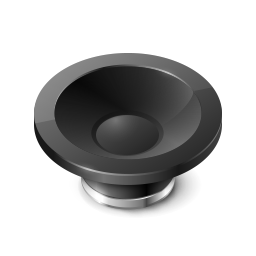 Speaker Icon 256x256 png