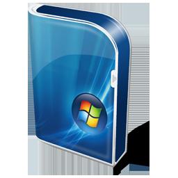 Box Vista Business Icon 256x256 png