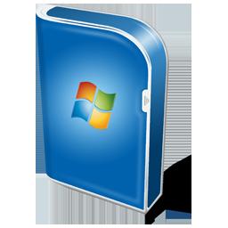 Box WinXP Professionnel Icon 256x256 png
