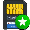 Devices Smart Media Mount Icon