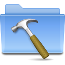 Filesystems Folder Development Icon