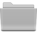 Filesystems Folder Grey Icon