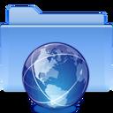 Filesystems Folder Network Icon