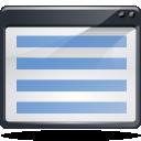 Filesystems Media Playlist Icon