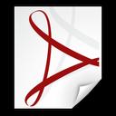 Mimetypes Application Illustrator Icon