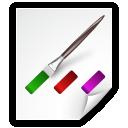 Mimetypes Application X Krita Icon