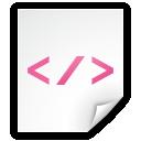 Mimetypes Application XML Icon
