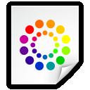 Mimetypes Colorscm Icon