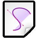 Mimetypes Image SVG+XML Icon